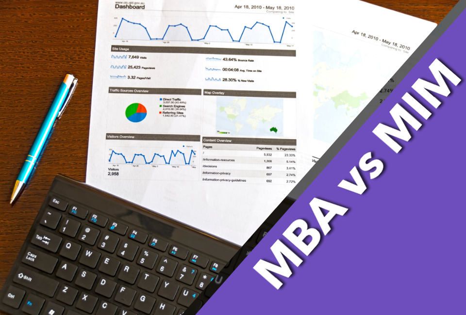 What's The Difference Between MBA vs MIM?